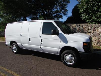2011 Ford E150 Work Van
