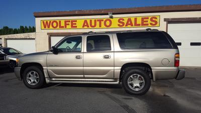 Used 2003 GMC Yukon XL Denali