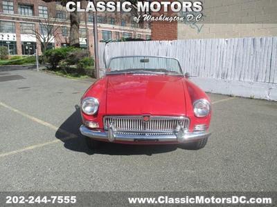Used 1966 MG MGB