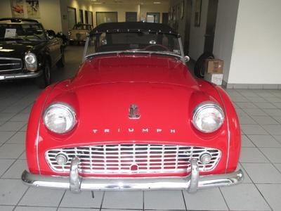 Used 1959 Triumph TR3