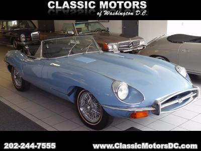 Used 1969 Jaguar XKE
