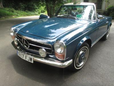 Used 1969 Mercedes-Benz 280SL