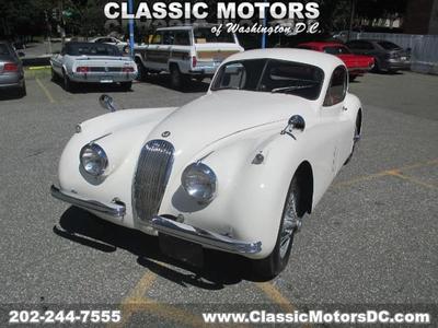 Used 1954 Jaguar XK 120 M