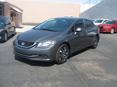 Used 2013 Honda Civic EX