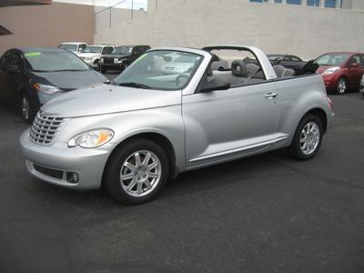 Used 2007 Chrysler PT Cruiser Base