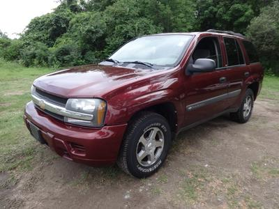 Used 2004 Chevrolet TrailBlazer LS
