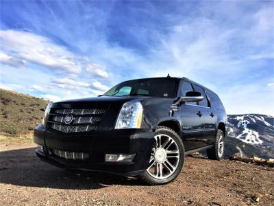 Used 2013 Cadillac Escalade ESV Premium