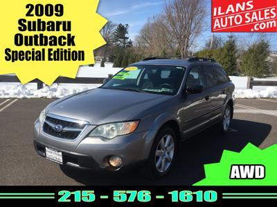 Used 2009 Subaru Outback 2.5 i Special Edition