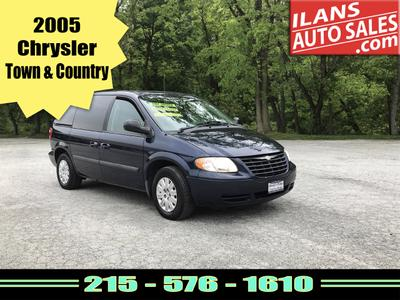 Used 2005 Chrysler Town & Country LX