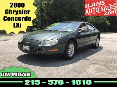 Used 2000 Chrysler Concorde LXi