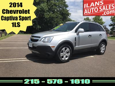 Used 2014 Chevrolet Captiva Sport 1LS