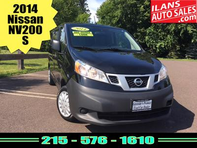 Used 2014 Nissan NV200 S