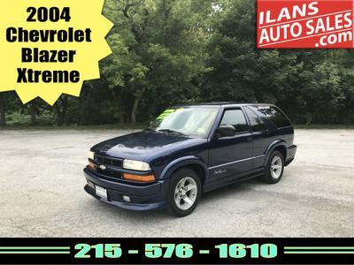 Used 2004 Chevrolet Blazer Xtreme
