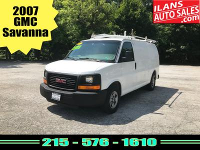 Used 2007 GMC Savana 1500 Cargo