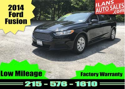 Used 2014 Ford Fusion SE