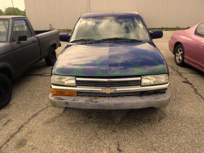 Used 2003 Chevrolet S-10
