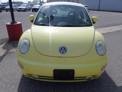 Used 1999 Volkswagen New Beetle GLS