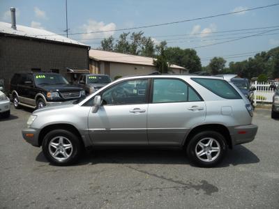 Used 2002 Lexus RX 300