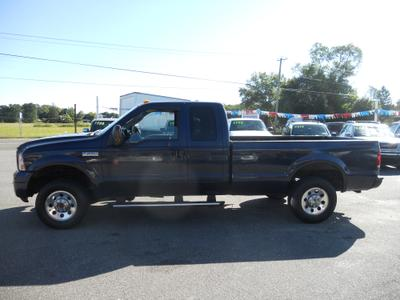 Used 2005 Ford F-250 XLT SuperCab Super Duty