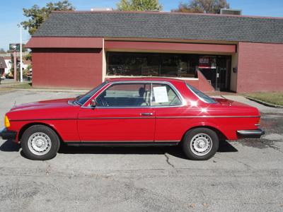 Used 1981 Mercedes-Benz 300CD