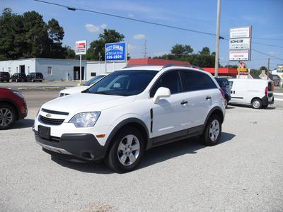 Used 2014 Chevrolet Captiva Sport 2LS