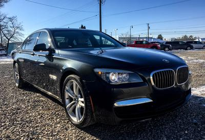 Used 2010 BMW 750 Li xDrive
