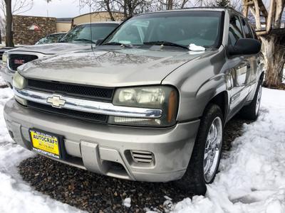 Used 2001 Chevrolet Blazer TrailBlazer
