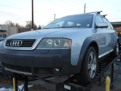 Used 2002 Audi allroad 2.7T
