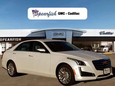 New 2017 Cadillac CTS 3.6L Premium Luxury