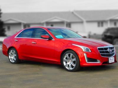 Used 2014 Cadillac CTS 3.6L Premium