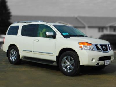 Used 2014 Nissan Armada