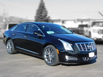 Certified 2013 Cadillac XTS Luxury