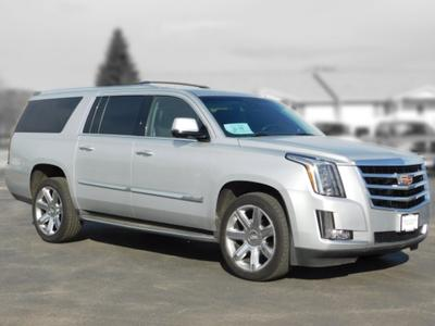 Certified 2016 Cadillac Escalade ESV Luxury