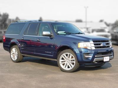 Used 2015 Ford Expedition EL Platinum