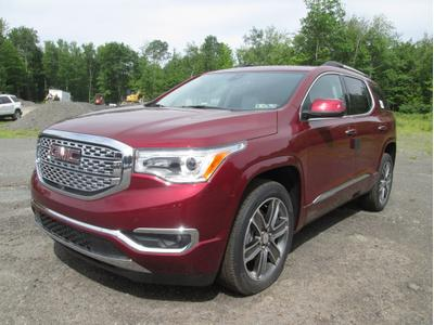 New 2017 GMC Acadia Denali