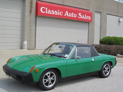 Used 1975 Porsche 914