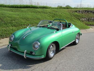Used 1957 Porsche 356 Speedster