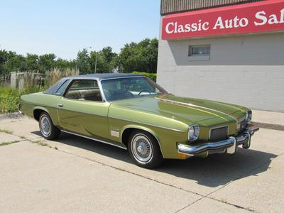 Used 1973 Oldsmobile Cutlass Supreme