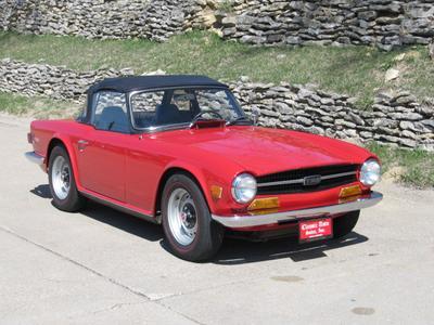 Used 1970 Triumph TR6