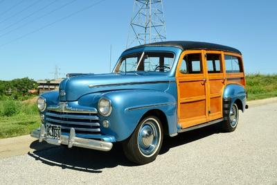 Used 1947 Ford Sedan Delivery