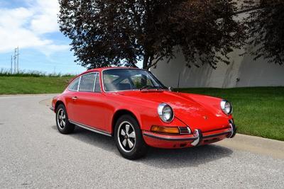 Used 1969 Porsche 911 E