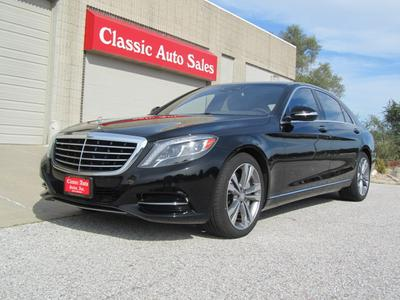 Used 2014 Mercedes-Benz S550 4MATIC