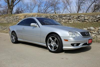 Used 2001 Mercedes-Benz  CL55 AMG