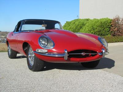 Used 1962 Jaguar XKE