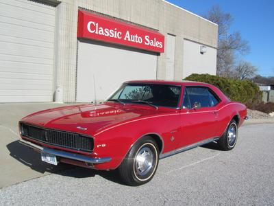Used 1967 Chevrolet Camaro RS