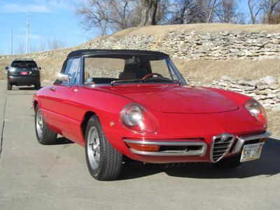 Used 1969 Alfa Romeo Duetto