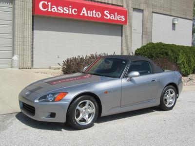 Used 2003 Honda S2000