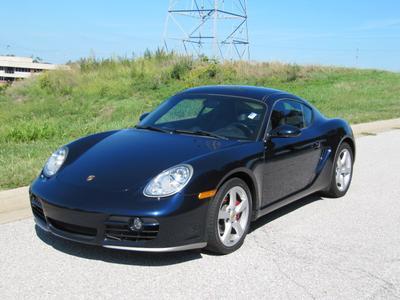 Used 2006 Porsche Cayman S