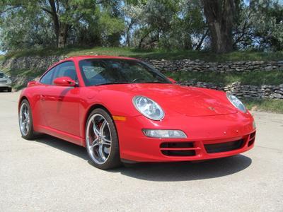Used 2005 Porsche 911 Carrera C2S