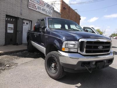 Used 2003 Ford F-250 XLT Super Duty
